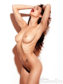 Ana Dias for Playboy